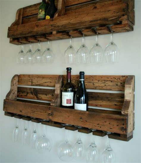 Wein Holz by 19 Kreative Handgemachte Wein Regale