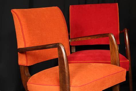 siege camaieu restauration fauteuils bridge ées 50 métissage matières