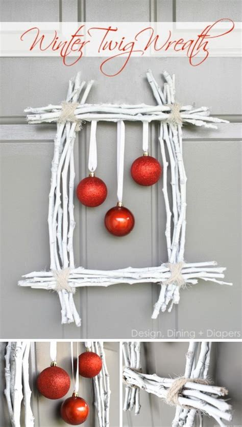 awesome rustic christmas decorations