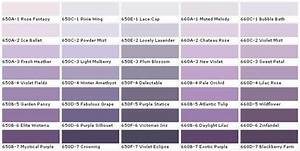 color option (purple emphasis) behr - daylight lilac for ...