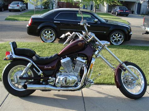 86 Suzuki Intruder 700 by 1986 Suzuki Vs700 Intruder 14 Degree With 8 Quot Stock