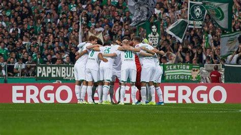 Das ist werder bremen ii by sergeant_mumm, 12. Werder Bremen: So seht ihr das Spiel gegen St. Pauli im ...