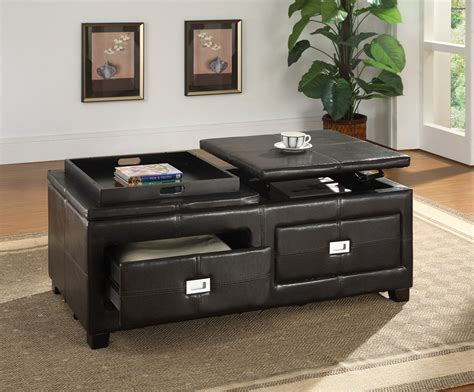 ottoman with drawers storage baxton studio indy modern and contemporary functional lift