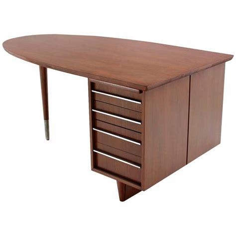 long desks for sale unusual oval shape walnut partners extra deep desk long