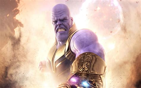 thanos avengers infinity war wallpapers hd wallpapers
