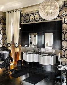 Objet Deco Salle De Bain : meuble de salle de bain delpha objet d co d co ~ Teatrodelosmanantiales.com Idées de Décoration