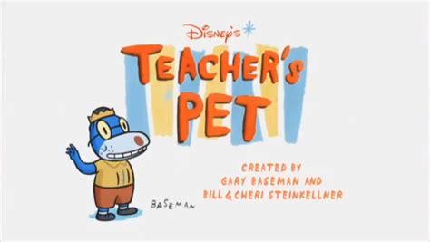 Teacher's Pet Disneywiki