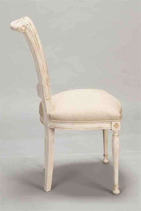 antique white dining chairs home furniture design