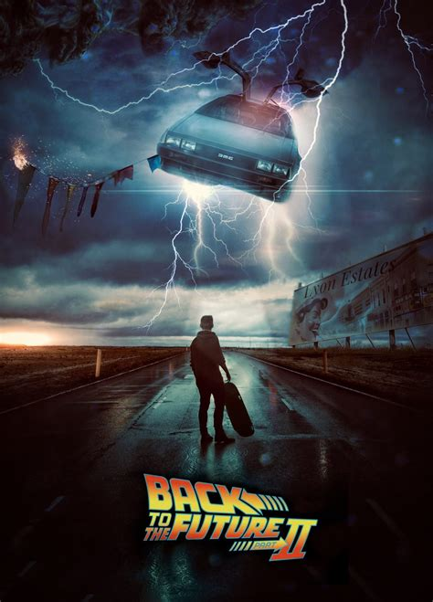 Back to the Future 2 - PosterSpy