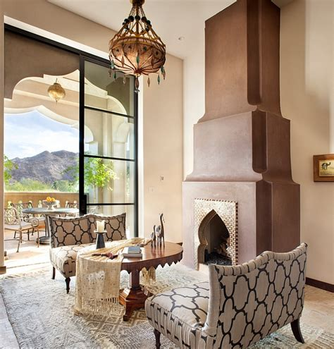moroccan inspired kitchen design moroccan living rooms ideas photos decor and inspirations 7849