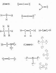 Chemistry 11  Chemical Bonding  U0026 Electronic Dot Structure