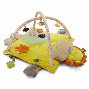 New Moomba Lion & Friends Luxury Baby Activity Floor Play ...