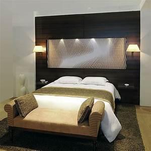 Tete De Lit Design : les bonnes raisons d 39 avoir des t tes de lit design ~ Teatrodelosmanantiales.com Idées de Décoration