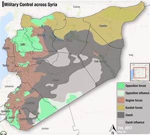 THE MILITARY SITUATION IN SYRIA. 02.02.2017 AND FUTURE ...