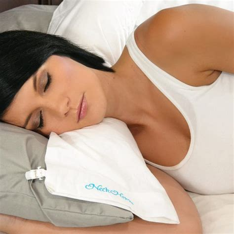 best pillow for neck support 17 best ideas about neck support pillow on