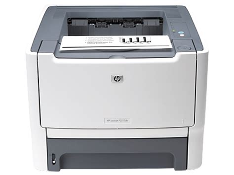 Most of them asked for its driver because they were unable to install drivers from its software cd. HP LaserJet P2015dn Printer drivers - Download