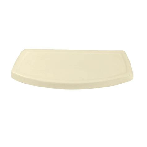 standard cadet pro reviews standard cadet 3 toilet tank cover in bone 735121
