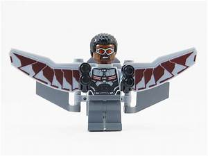 Lego Marvel Superheroes Falcon | www.pixshark.com - Images ...