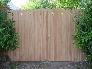 Portail En Bois : portail coulissant bois exotique ~ Premium-room.com Idées de Décoration
