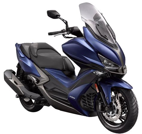 Kymco Xciting 400i 2019 by Kymco Xciting S 400