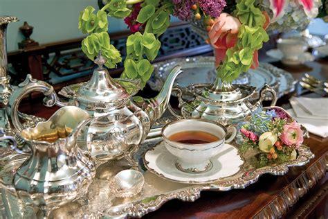 special tea issue  victoria magazine
