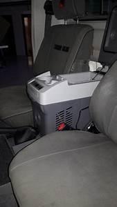 Landcruiser 70  2 Door  Bracket And Safe For Consol Fridge