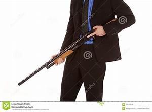Body Of Man In Suit Gun Down Royalty Free Stock Image ...