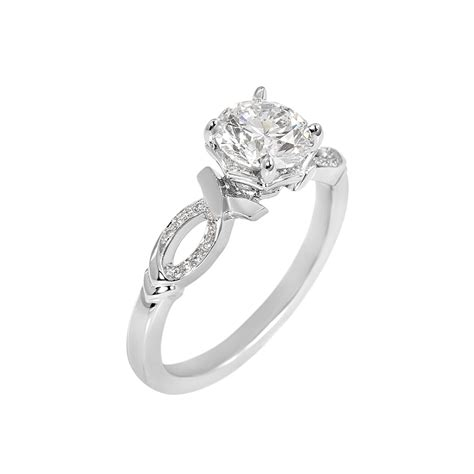 cindy romantic diamond engagement ring cynthia britt