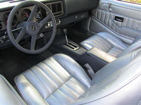 Z28 Camaro Interior by 1981 Chevrolet Camaro Z 28 2 Door Coupe 161746