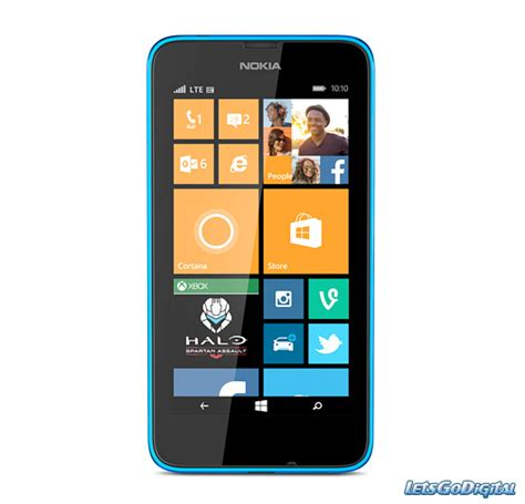 nokia lumia 635 windows telefon letsgodigital