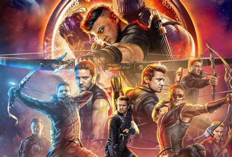 Avengers Infinity War Directors Tell Hawkeye Fans That