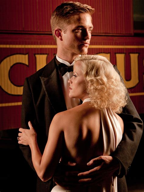 Reese calls Water for Elephants co-star Rob Pattinson ...