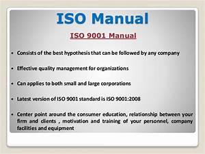 why does require different types of iso documentation template With iso 9001 documentation template