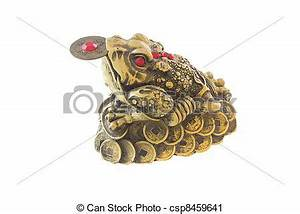 Feng Shui Frosch : stock fotografie von symbol von feng shui three legged frosch good fortune csp8459641 ~ Sanjose-hotels-ca.com Haus und Dekorationen
