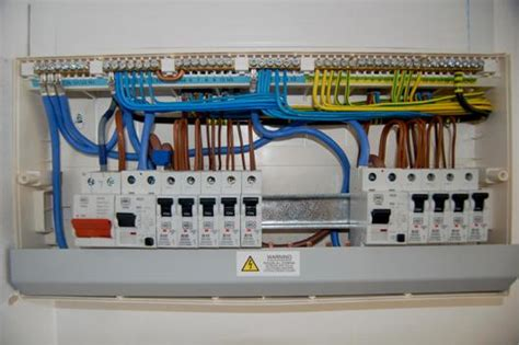 electrician domestic and commercial repair service