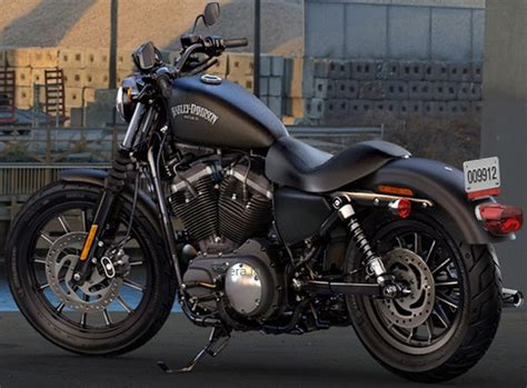 Harley Davidson 883 Roadster Short Review, Features And