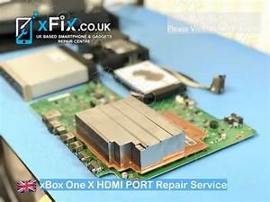 Xbox-one-x-hdmi-port-repair  6