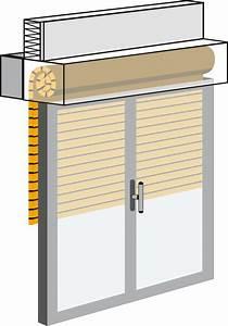 Volet Roulant Interieur Maison : meilleur de decoration maison interieur avec coffre de ~ Premium-room.com Idées de Décoration