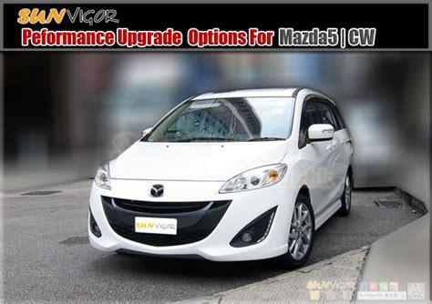 Mazda 5 Modification by Mazda5 Cw Premacy Protege Modification Performance