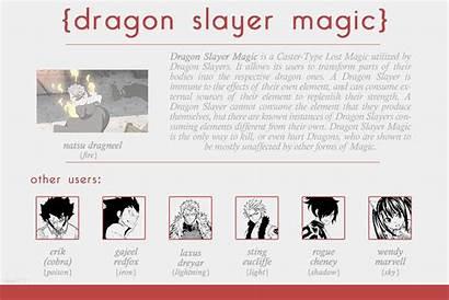 Types Magic Fairy Tail