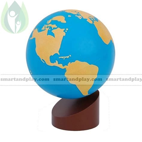 Smilšpapīra globuss , Montessori mācību materiāls, Cena: 32.9 € - Preces kods: SPG017 - Vairāk ...