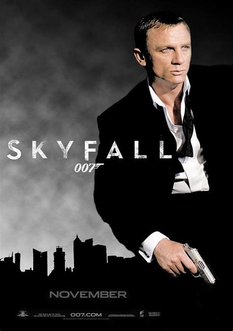 Resume 007 Skyfall by Jaquette Covers Skyfall Skyfall