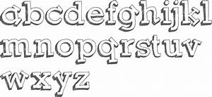 different lettering styles for drawing - Google Search ...