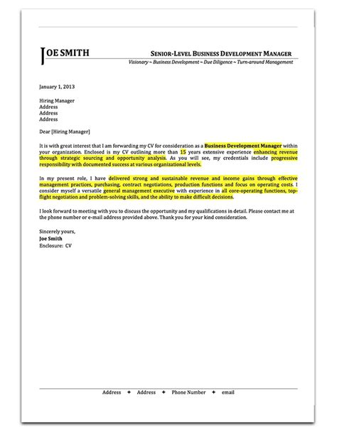 Dropping In Cover Letter by 3 Cover Letter Sles To Help You Stand Out Career