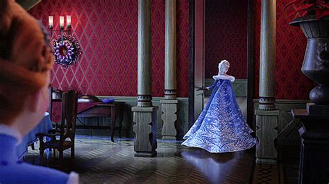 Elsa And Anna Winter Dress Design Gifs For The New Short