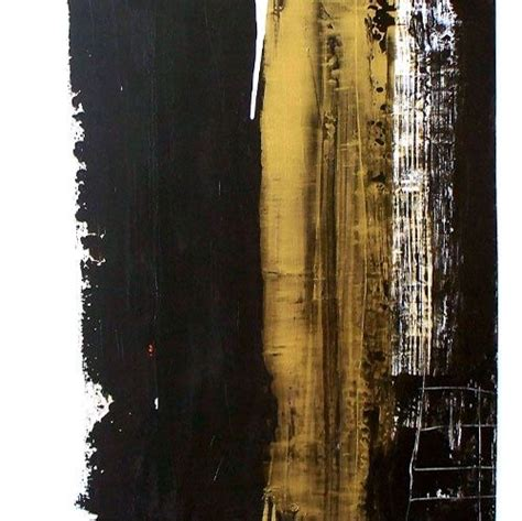 Abstract Black Gold Painting by Best 25 Gold Ideas On Abstract
