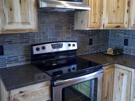 slate floor in kitchen custom backsplash traditional kitchen 5310