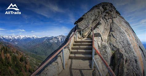 sequoia national park california parks map trails alltrails