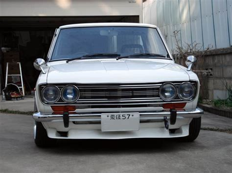 Datsun 510 Grill by Revolver Drift The Pl510