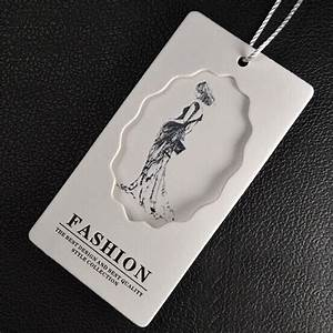 custom grade a coated paper price tags clothing artwork With custom price tags for clothing